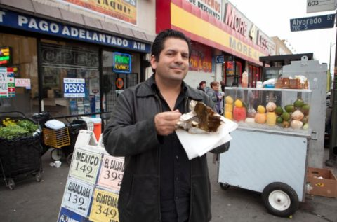 Street Food Expert - Bill Esparza